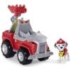 Mancs őrjárat Dino Rescue Marshall deluxe jármű figurával műanyag