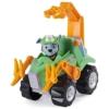 Mancs őrjárat Dino Rescue Rocky deluxe jármű figurával műanyag