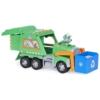 Mancs őrjárat Rocky újrahasznosító kamion figurával és kiegészítőkkel nagy műanyag
