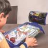 Mario Kart elektronikus flipper fényekkel és hangokkal
