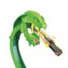Mattel Hot Wheels City Toxic Creatures mérgeskígyó támadás pályaszett