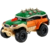 Mattel Hot Wheels Super Mario Bowser fém kisautó 6/8