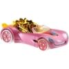 Mattel Hot Wheels Super Mario Princess Peach fém kisautó 3/8