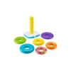 Óriás színes gyűrűpiramis Fisher-Price