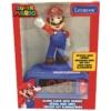Super Mario ébresztő óra éjszakai fénnyel és hangeffektekkel