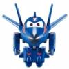 Super Wings Átalakuló játékrepülő 2 db-os készlet, Astra, Agent Chace (kicsi)