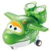Super Wings Átalakuló játékrepülő 2 db-os készlet, Donnie, Mira (kicsi)