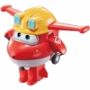 Super Wings Átalakuló játékrepülő 4 db-os készlet, Build-it Jett, Donnie, Build-it Scoop, Todd
