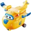 Super Wings Átalakuló játékrepülő 4 db-os készlet, Poppa Wheels, Dizzy, Jett, Donnie