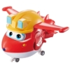 Super Wings Átalakuló játékrepülő Bulid-It Jett 13 cm
