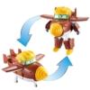 Super Wings Átalakuló játékrepülő Todd 13 cm