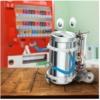Üdítődobozból készíthető robot szett 4M KidzRobotix