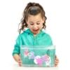 Úszkáló halacska Furtail lila Lil dippers Little Live Pets