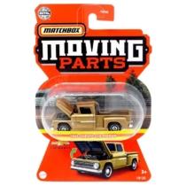Matchbox Moving Parts fém kisautó 1963 Chevy C10 Pickup arany 18/20