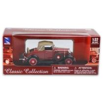 1931 Chevy Sport Cabriolet fém autó műanyag borítással 1:32