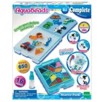 Aqua Beads Kezdő szett 650+ db-os