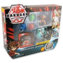 Bakugan Battle Planet Battle Pack harci szett 5 db-os Aurelus Lupitheon és Haois Vicerox