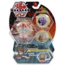 Bakugan Battle Planet kezdő szett Diamond Dragonoid ultra bakugan 3 db-os szett
