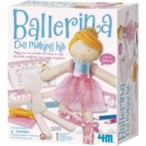 Balerina baba készítő szett 4M