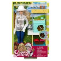 Barbie Méhész baba játékszett