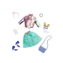 Barbie Princess Adventure kiegészítő szett kutyussal