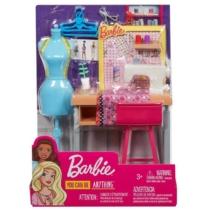 Barbie divattervező kiegészítő szett