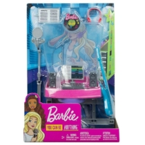 Barbie zenész kiegészítő szett
