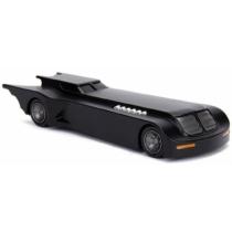 Batman fém kisautó Batmobile Animációs verzió