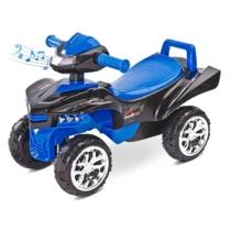 Bébitaxi Mini Raptor quad hanggal kék
