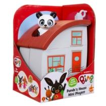 Bing kinyitható házikó Pandó figurával