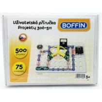 Boffin kiegészítő készlet 500 projekttel és 75 alkatrésszel