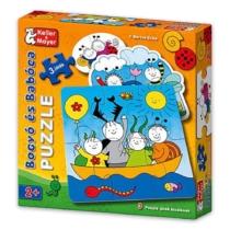 Bogyó és Babóca Puzzle 6 db-os