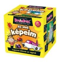 Brainbox Az első képeim ismeretterjesztő játék