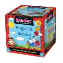 Brainbox Bogyó és Babóca ismeretterjesztő játék