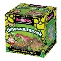 Brainbox Dinoszauruszok ismeretterjesztő játék