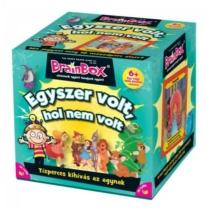 Brainbox Egyszer volt, hol nem volt ismeretterjesztő játék