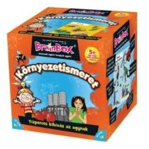 Brainbox Környezetismeret ismeretterjesztő játék