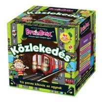 Brainbox Közlekedés ismeretterjesztő játék