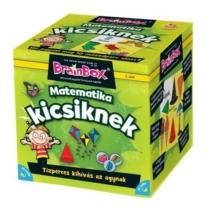 Brainbox Matematika kicsiknek ismeretterjesztő játék