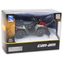 Can-am Outlander XMR 1000R fém hókotrós quad
