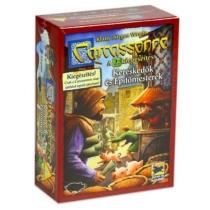 Carcassonne Kereskedők és építőmesterek kiegészítő társasjáték