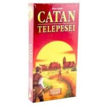 Catan 5-6 kiegészíő társasjáték 5-6 főre