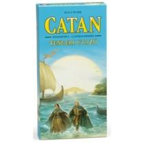 Catan Tengeri utazó társasjáték kiegészítő 5-6 főre
