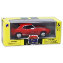 Chevrolet Camaro 728 fém autó 1:32