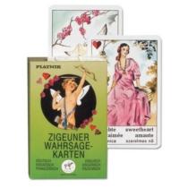 Cigánykártya - jóskártya 36 db-os