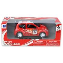 Citroen C2 Sport rally fémautó 1:32
