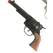 Cowboy pisztoly műanyag farsang