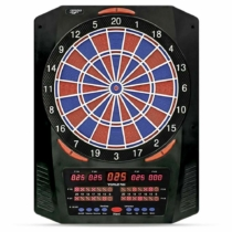 Darts szett elektronikus AP500 12 tűvel LED világítással 27 játékmóddal
