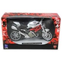 Ducati Monster 1100 (2010) fém motor 1:12