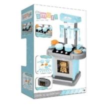 Elektromos játékkonyha műanyag